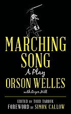 Marching song : a play