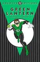 The Green Lantern archives. Volume 6.