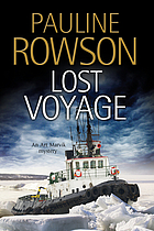 Lost voyage : an Art Marvik thriller