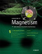 Handbook of magnetism and advanced magnetic materials