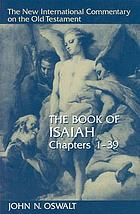 The Book of Isaiah. Chapters 1-39