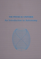The physical universe : an introduction to astronomy