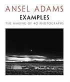 The making of forty photographs.