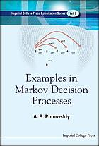Examples in Markov decision processes