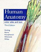 Human anatomy : color atlas and text