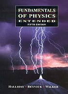 Fundamentals of physics.