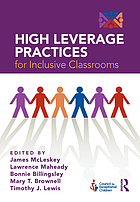 High Leverage Practices for Inclusive Classrooms.