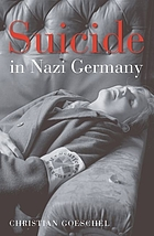 Suicide in Nazi Germany