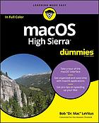 MacOS 'X' for Dummies.