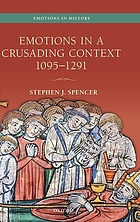 Emotions in a crusading context, 1095-1291