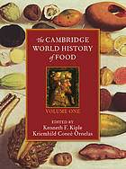 The Cambridge world history of food. 1