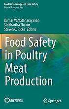 Food safety in poultry meat production