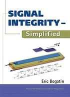 Signal integrity : simplified