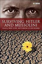 Surviving Hitler and Mussolini : daily life in occupied Europe