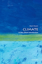 Climate : a very short introduction