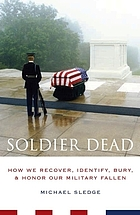 Soldier dead : how we recover, identify, bury, and honor our military fallen