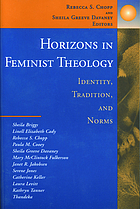 Horizons in feminist theology : identity, tradition, and norms