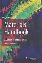 Materials Handbook : a Concise Desktop Reference