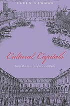 Cultural capitals : early modern London and Paris