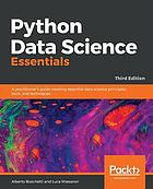 Python Data Science Essentials - Third Edition