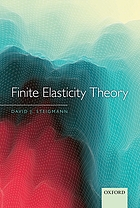 Finite elasticity theory