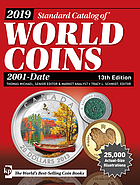 2019 standard catalog of world coins. 2001-date