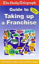 Guide to taking up a franchise.