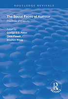 The social faces of humour : practices and issues