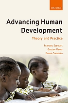 Advancing human development theory and practice