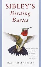 Sibley's birding basics