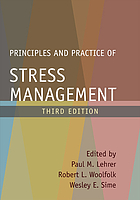 Principles and Practices of Stress Management
