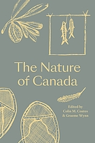 The nature of Canada