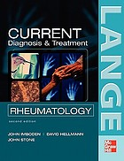 Current rheumatology diagnosis & treatment