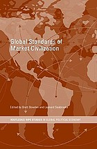 Global standards of market civilization