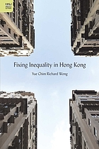Fixing inequality in Hong Kong