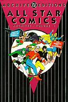 All star comics archives. v. 1.
