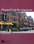 Planned unit developments