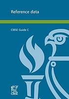 Reference data : CIBSE guide C.