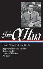 Four novels of the 1930s