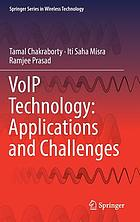 VoIP technology : applications and challenges