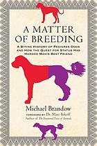 a matter of breeding
