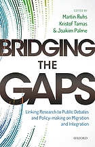 Bridging the gaps : linking research to public debates and policy making on migration and integration