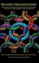 BRAIDED ORGANIZATIONS : designing augmented human -centric processes to enhance performance and ... innovation.