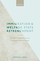 Immigration and welfare state retrenchment : why the US experience is not reflected in Western Europe