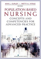 Population-based nursing : concepts and competencies for advanced practice