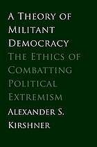 A theory of militant democracy. The ethics of combatting political extremism.