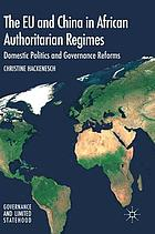 The EU and China in African Authoritarian Regimes : Domestic Politics and Governance Reforms