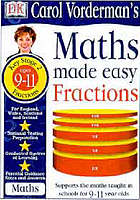 Maths made easy : key stage 2 upper, ages 9-11, fractions