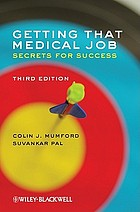 Getting that medical job : secrets for success