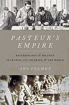 Pasteur's empire : bacteriology and politics in France, its colonies, and the world